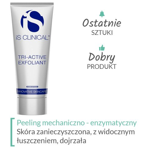 iS Clinical Tri Active Exfoliant